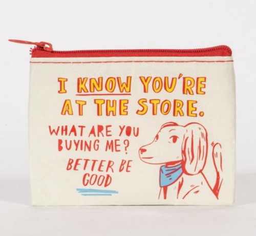 What are you buying me coin purse