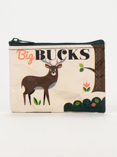 Big bucks coin purse