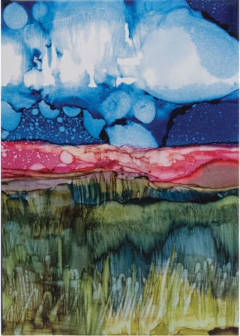 Anne Dove art journal