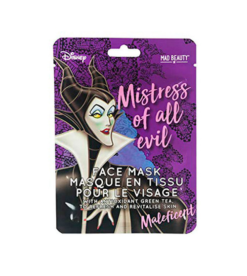 Disney mistress of all evil face mask