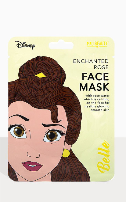 Disney enchanted rose face mask