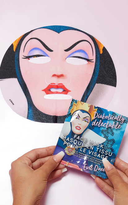 Disney diabolically delectable face mask