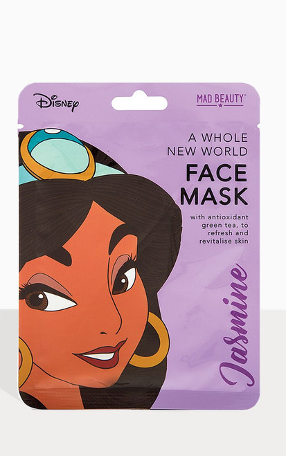 Disney a whole new world face mask