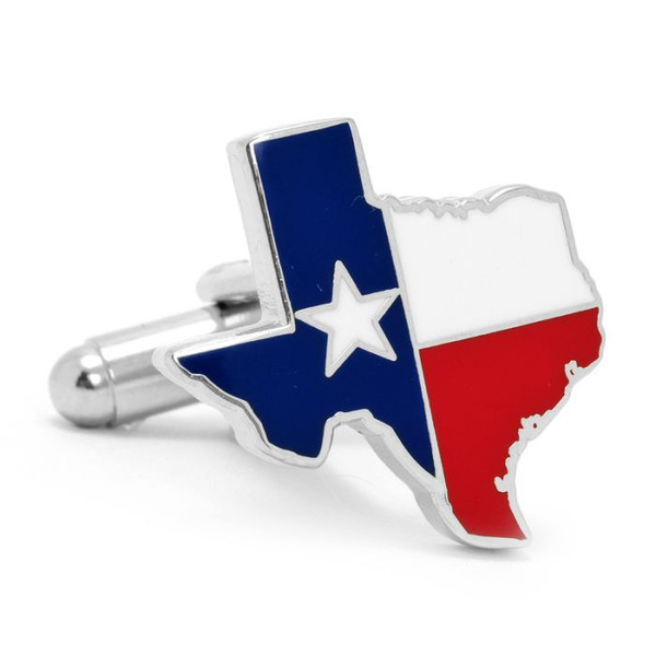 Texas cuff links
