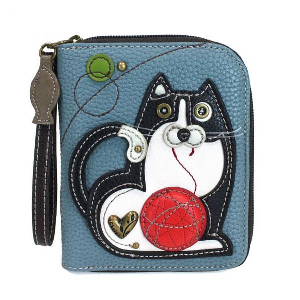 Fat cat wallet
