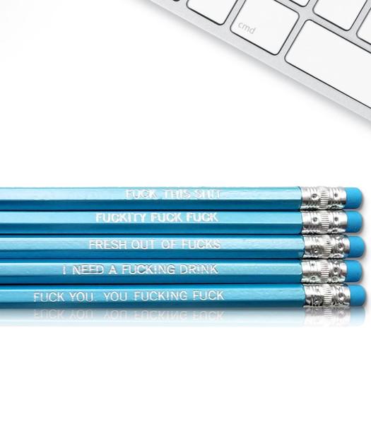 Good point DILLIGAF pencils