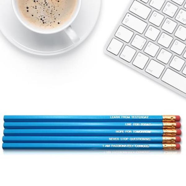 Good point Einstein pencils