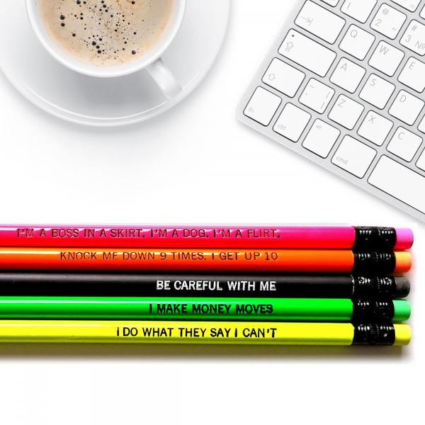 Cardi B good point pencils