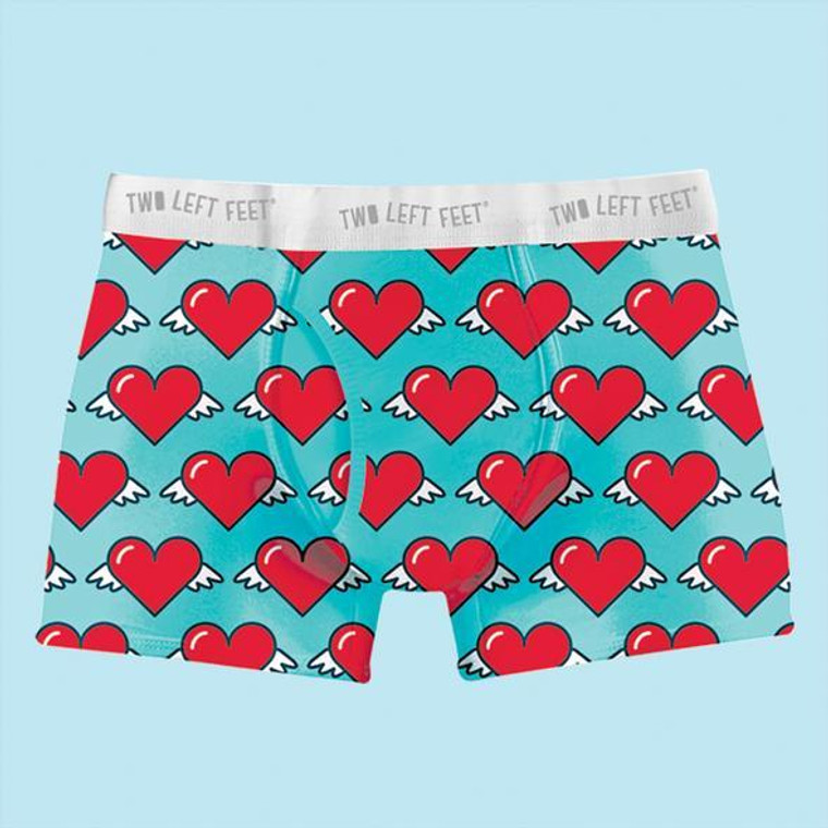 MEN'S TRUNK LOVE IS IN THE AIR