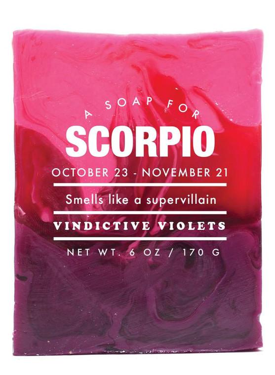 Soap for SCORPIO