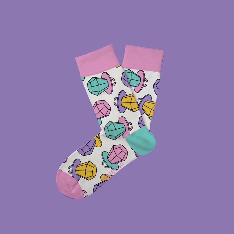 Rock the pop children's socks