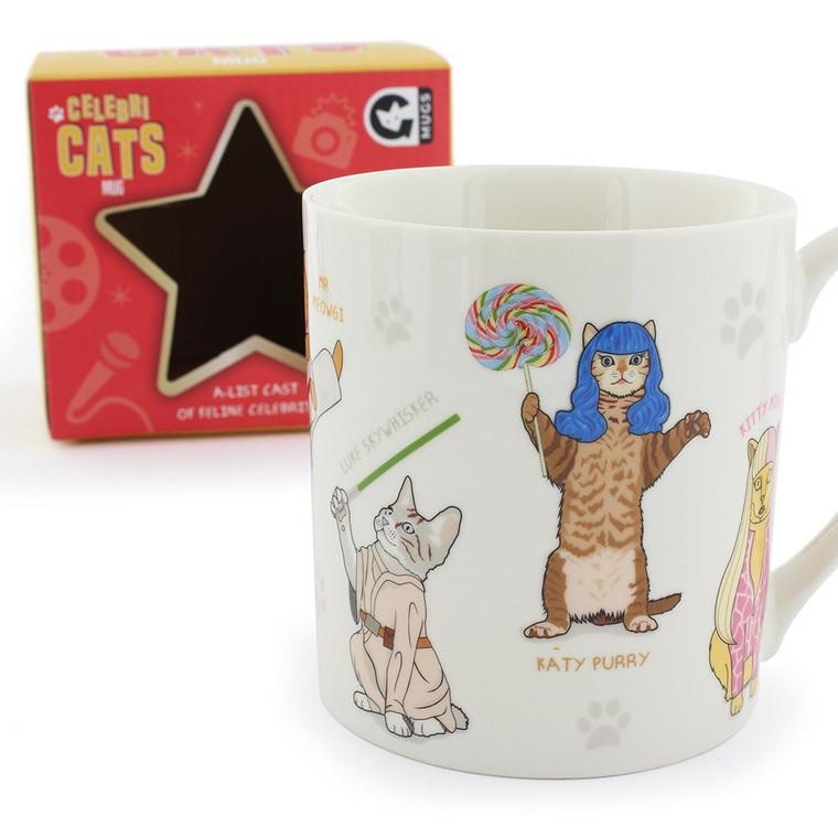 Celebricats mug