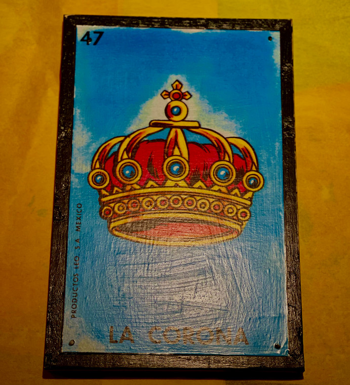 Loteria Tim O'Reilly Wooden Plaques