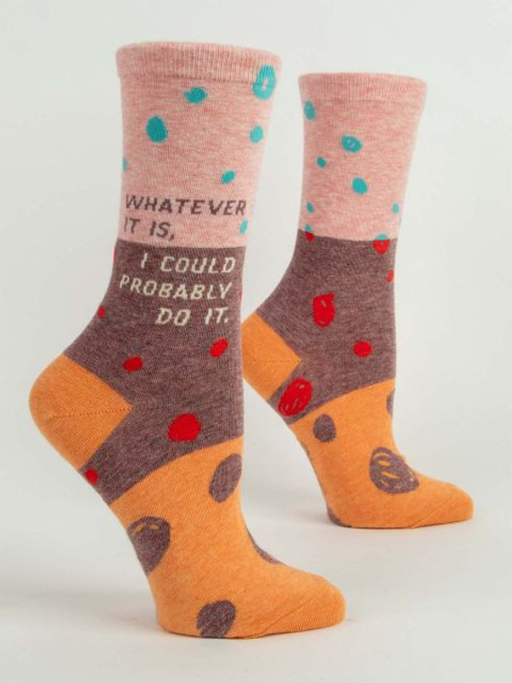 I Could Probably Do It Socks