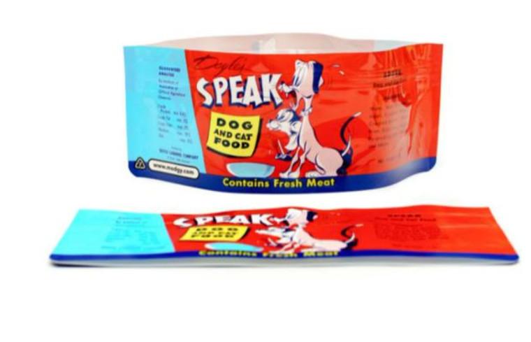 Speak collapsible dog bowl