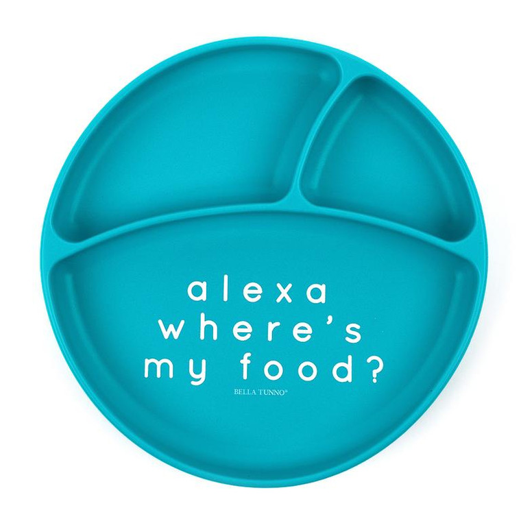Alexa Where is Wonder Plate