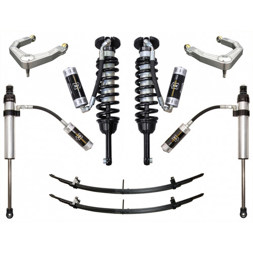 ICON Stage 5 Suspension System with Billet UCA, 05-16