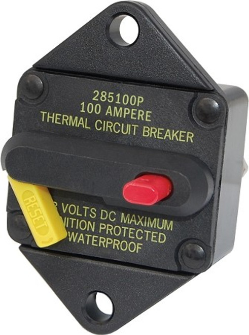 Bussmann 80 AMP Circuit Breaker Panel Mount