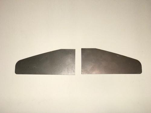 2005- Current Cab Mount Chop Filler Plates