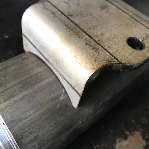 Tacoma Rear Axle Bump Strike Pad - Pair