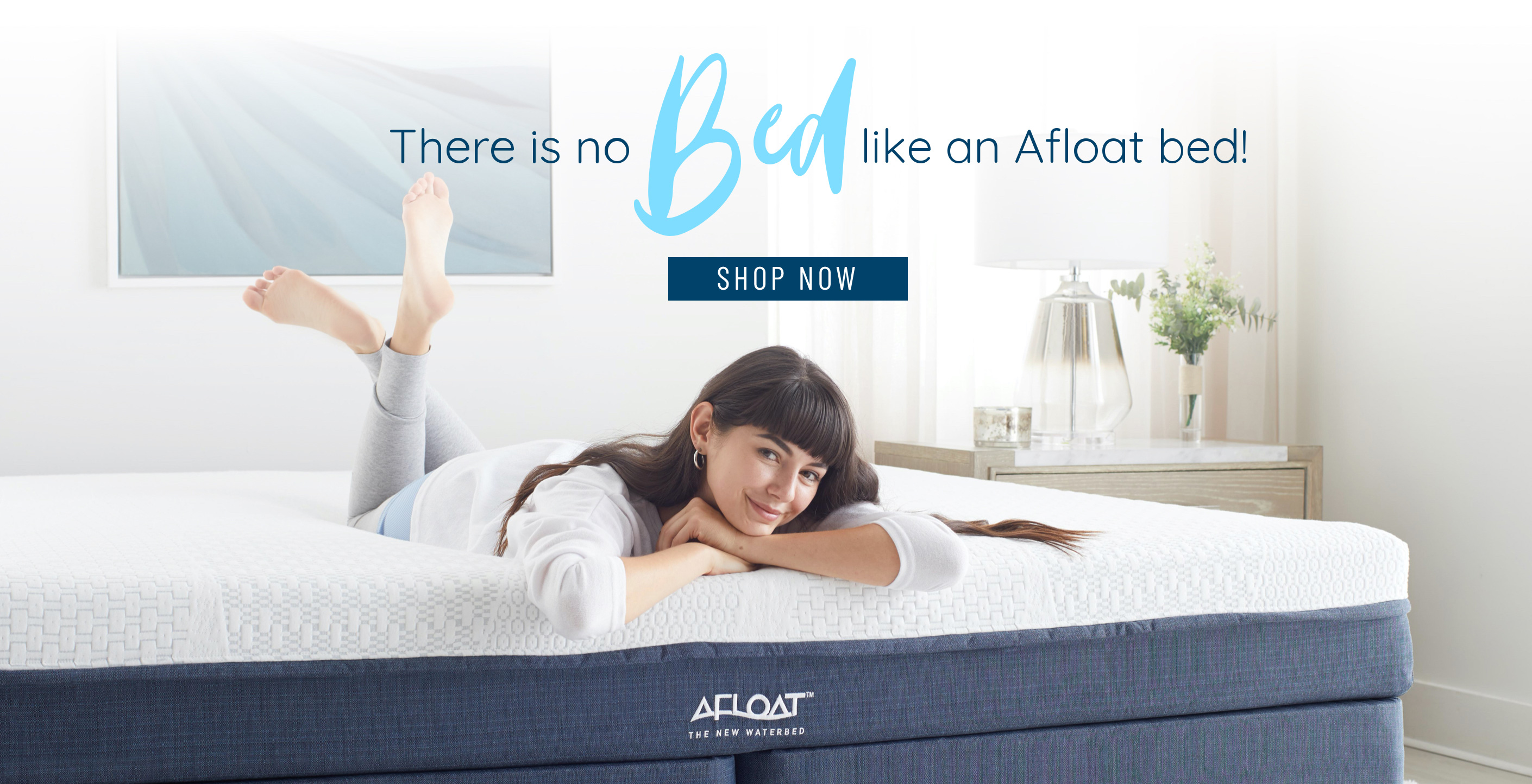 There is no Bed like an Afloat bed!