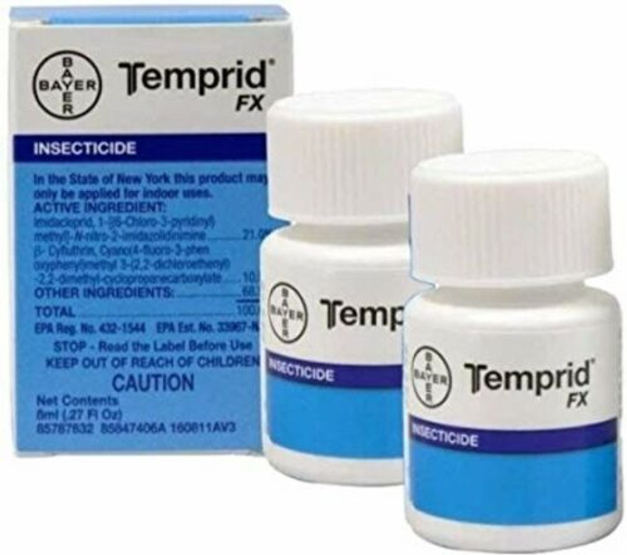 Temprid FX Insecticide 8ml 2 Pack