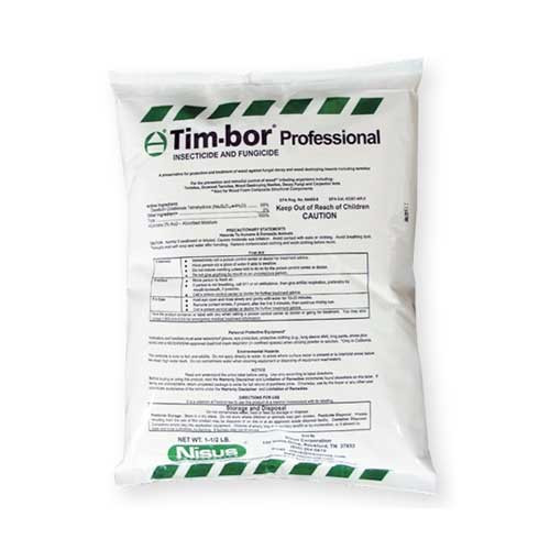 Timbor Professional Insecticide and Fungicide 1.5 lb.