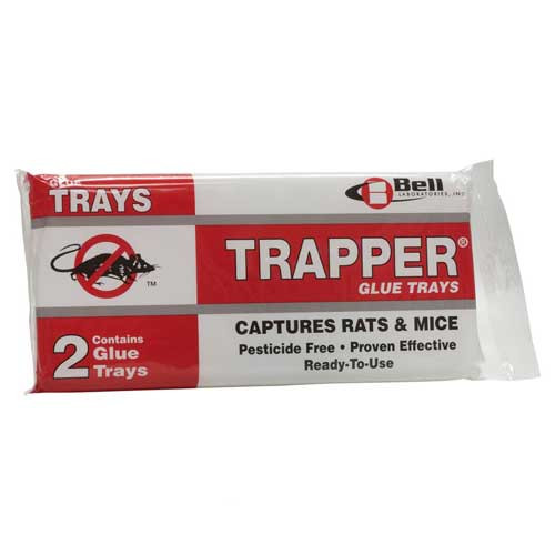 Trapper Glue Boards for Rats and Mice