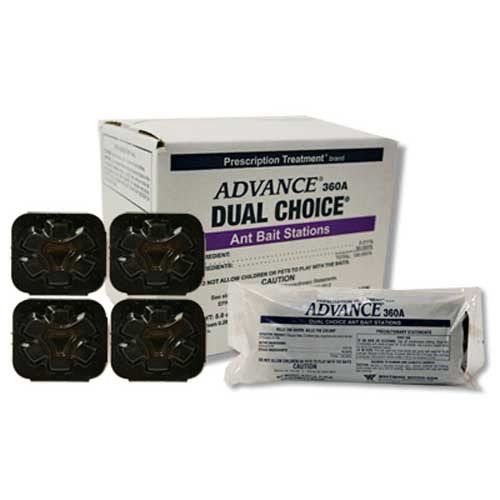 Advance Dual Choice Ant Bait Stations