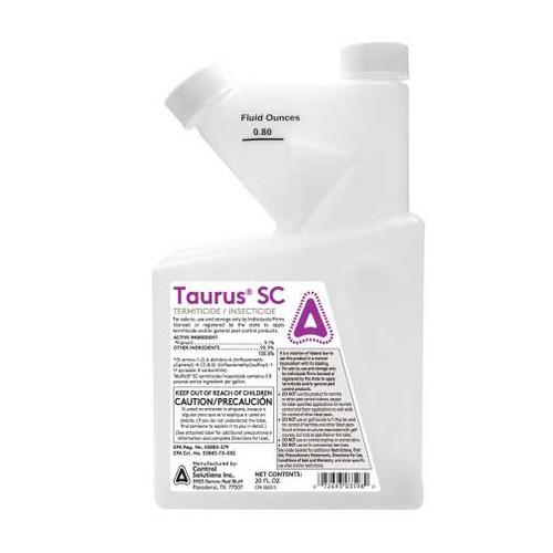 Taurus SC Termiticide 20 oz bottle