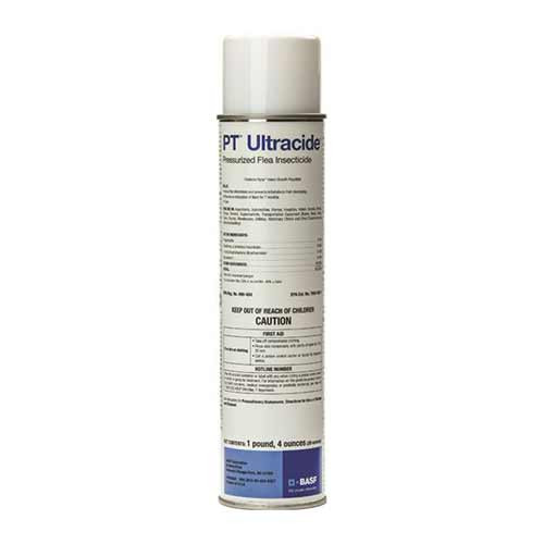 PT Ultracide Pressurized Flea Insecticide