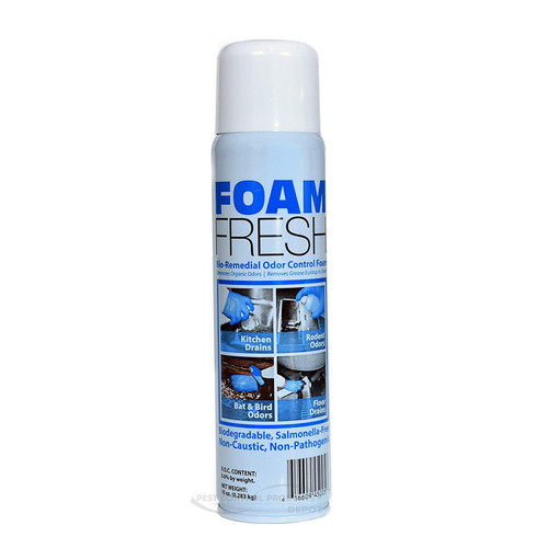 Nisus Foam Fresh Bio-Remedial Odor Control Foam