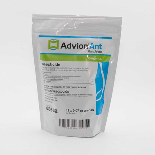 Advion Ant Bait Arena Bait Stations 1 bag of 12 Stations