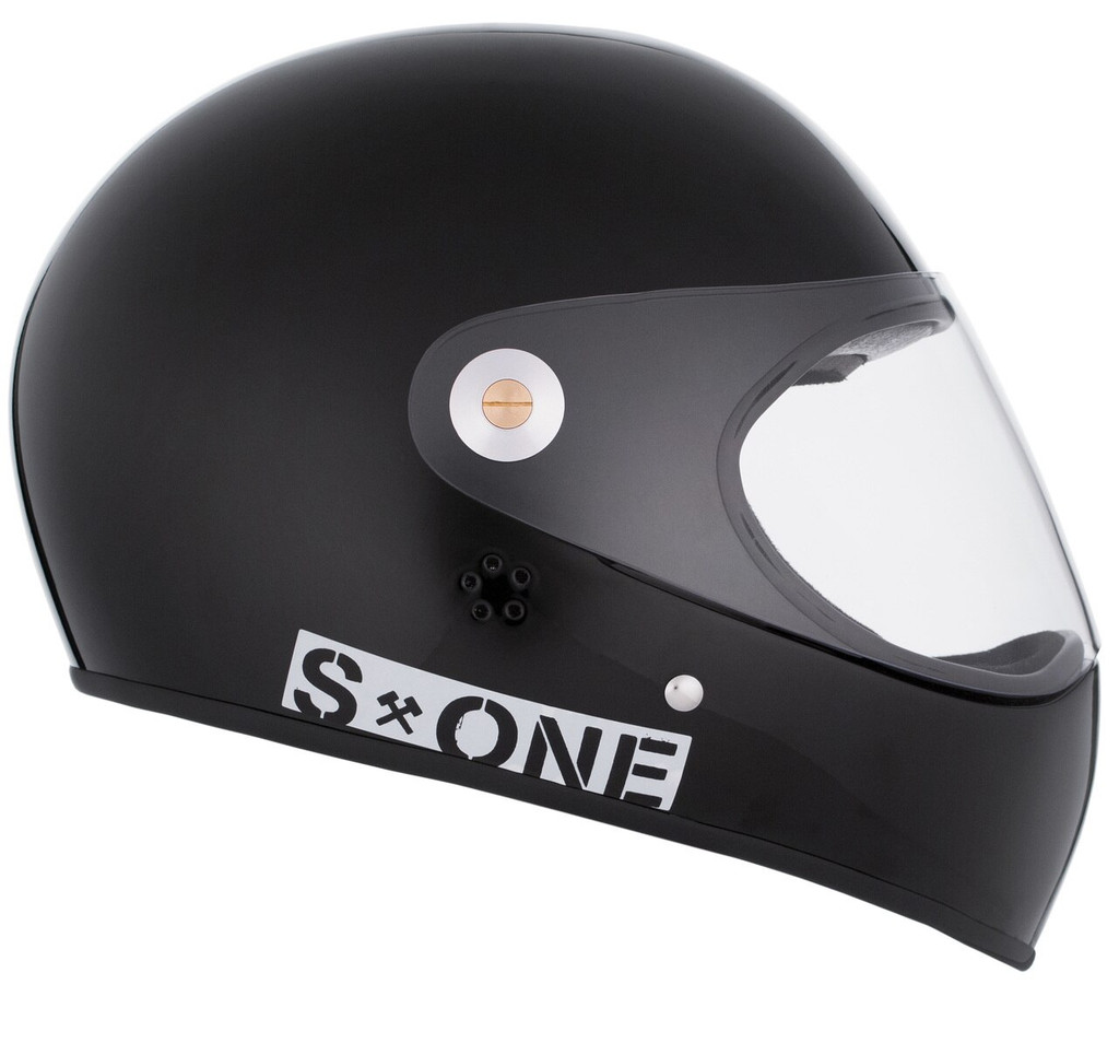 Black Gloss W/ Tint Visor | S1 Lifer Full Face Helmet Specs: • Specially formulated EPS Fusion Foam • Certified Multi-Impact (ASTM) • Certified High Impact (CPSC) • 5x More Protective Than Regular Skate Helmets • Deep Fit Design