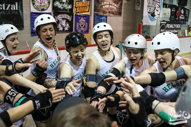 Helsinki All-Star Jammer Kujis Tells a Lifer Story