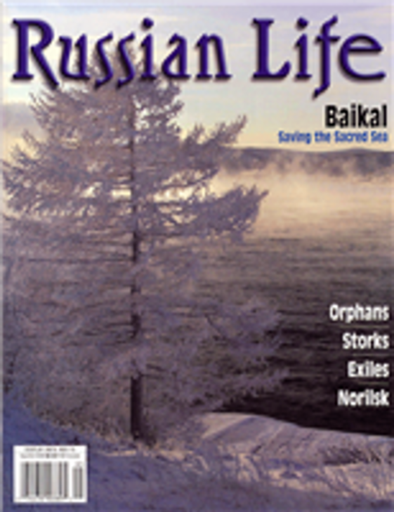 Russian Life: Sep/Oct 2004