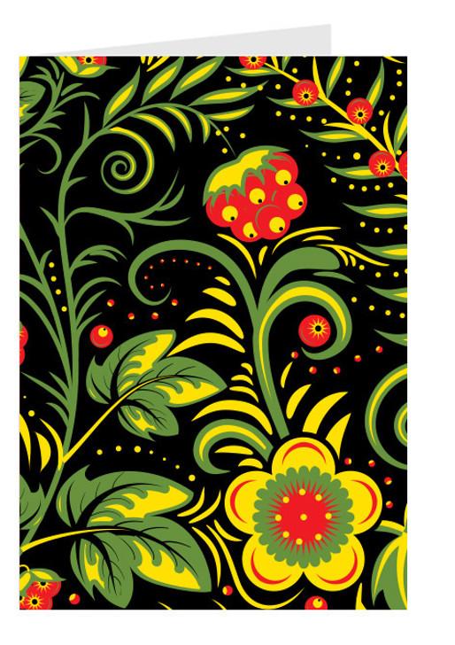 Khokhloma Gift Card
