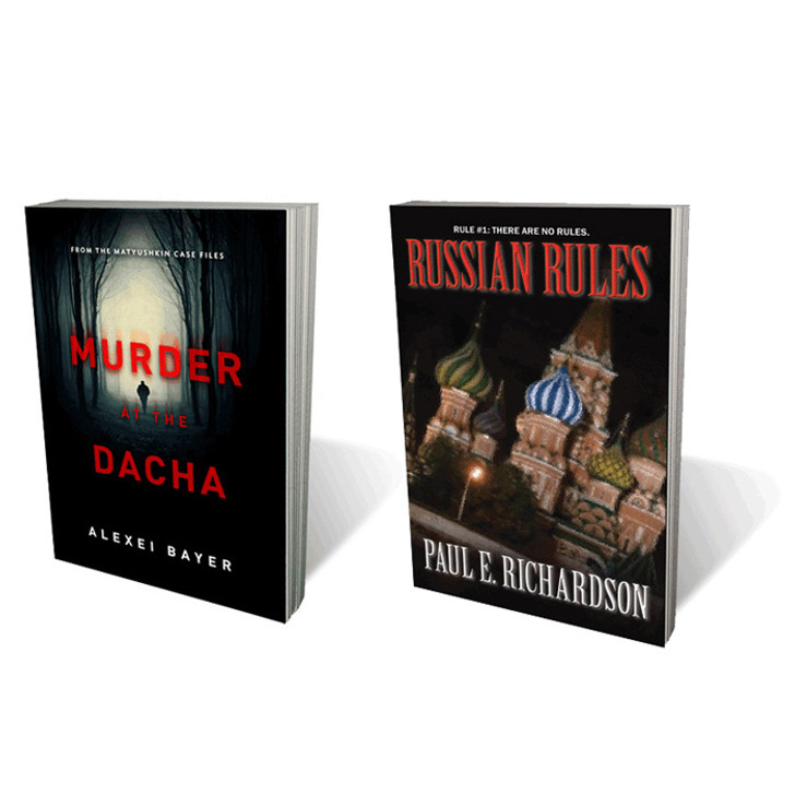 Two Mystery/Thrillers