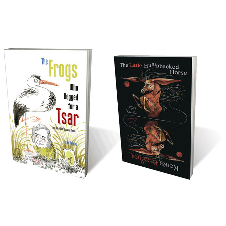 Two Bilingual Books