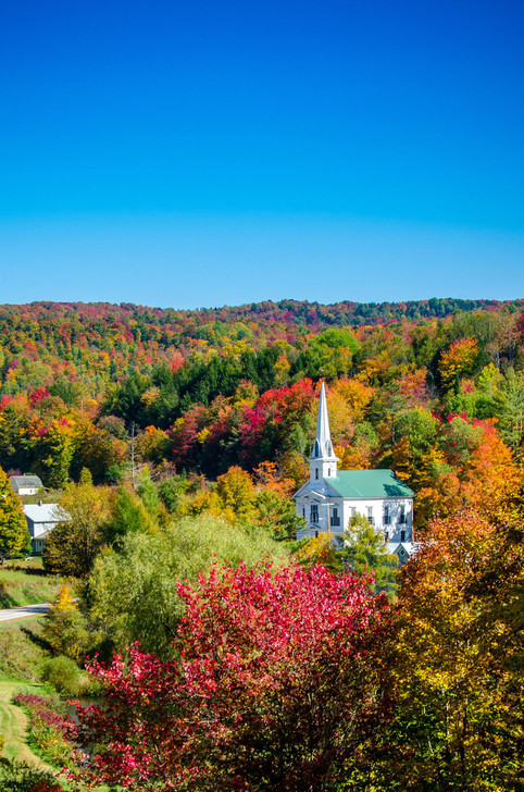 Vermont: Fall Collection