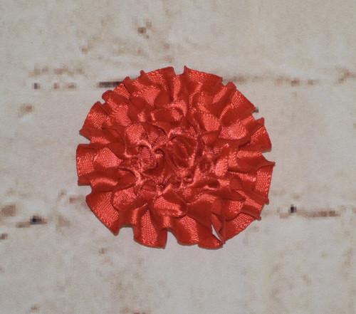 Large Carnation Lapel Pin