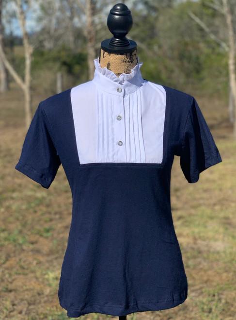 Canterwood Ruffle Shirt - Adults