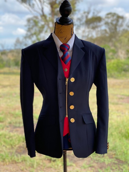 Canterwood Zip Up Show Jacket