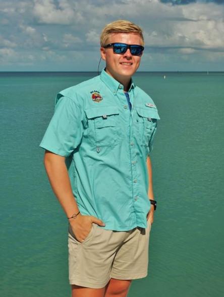 Fishing Shirt Ss 499 Columbia Sports Wear