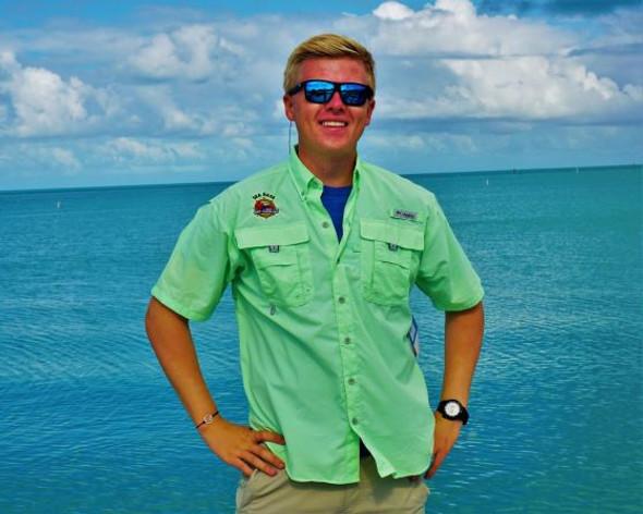 Fishing Shirt Ss 372 Columbia Sports Wear