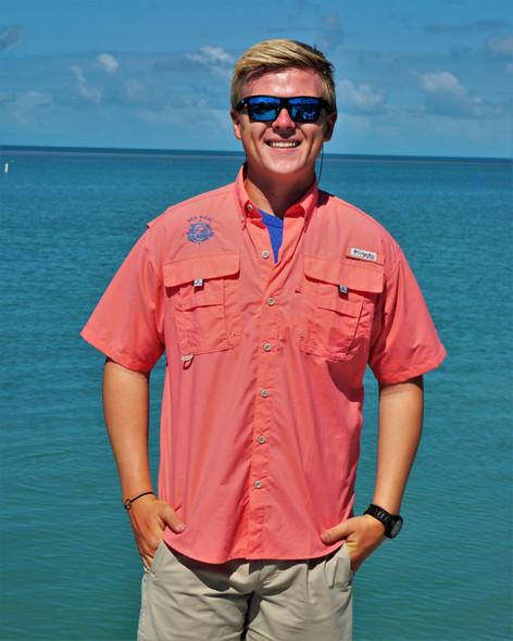 Fishing Shirt Ss 699 Columbia Sports Wear