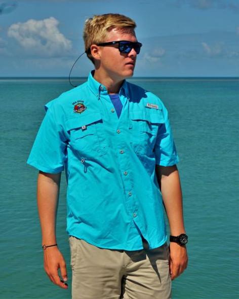 Fishing Shirt Ss 404 Columbia Sports Wear