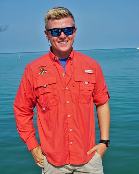 Fishing Shirt Ls 683 Columbia Sports Wear