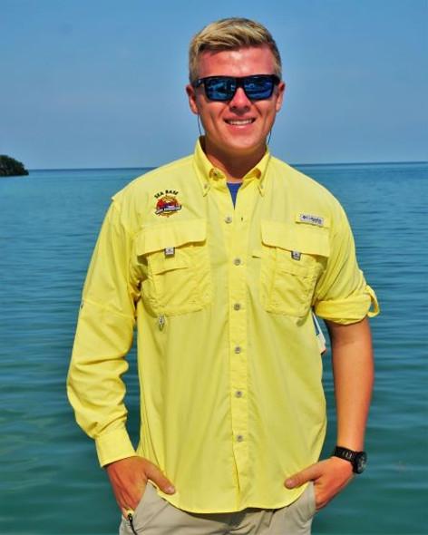 Fishing Shirt Ls 707 Columbia Sports Wear