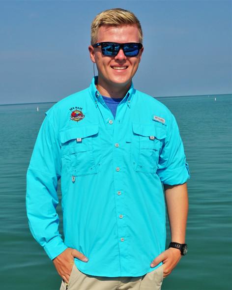 Fishing Shirt Ls 404 Columbia Sports Wear